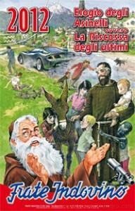 Calendario Frate Indovino.Calendario Gratis Frate Indovino 2012
