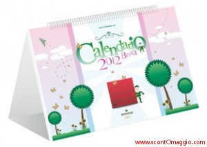 copia gratis del calendario 2012