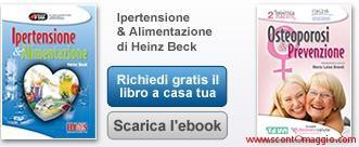 richiedi gratis i libri sull'osteoporosi e sull'ipertensione