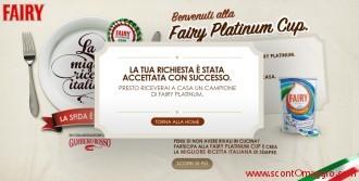 campioncino gratuito di fairy platinum cup
