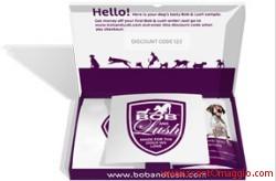 campioni gratis di cibo per cani