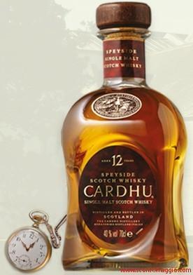 bottiglia whisky omaggio