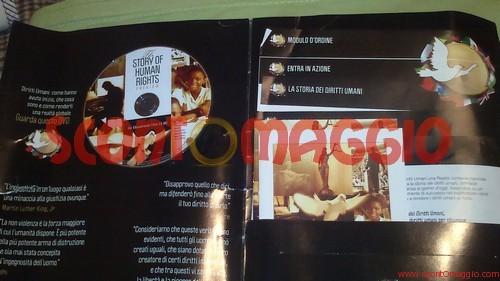 DVD informativo sui diritti umani