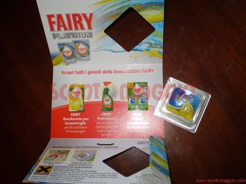 campione gratuito Fairy Platinum