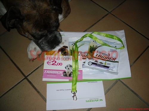 campioni gratis cane