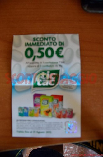 coupon tictac