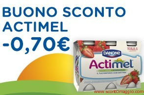 coupon da stampare danone