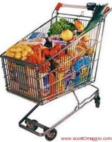 coupon spesa alimentare