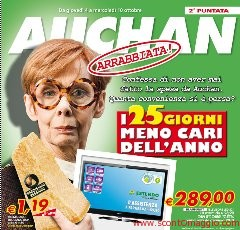 coupon supermercato auchan