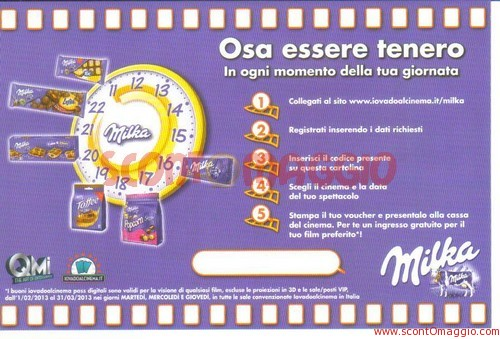 milka cinema gratis