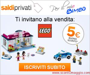 the latest 7c884 aa7f0 Saldi privati: buono sconto da 5 euro