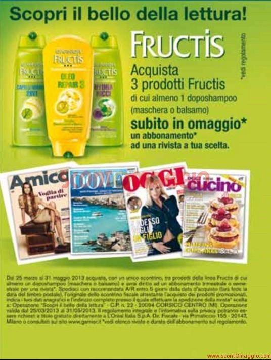 abbonamenti riviste mensili gratis