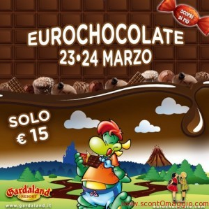 gardaland eurochocolate 2013