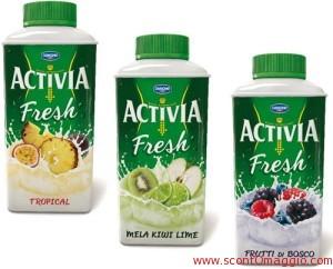 activia fresh