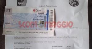 ticket compliments Ipsos