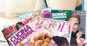 Abbonamenti gratis riviste con deox scontomaggio for Abbonamento a cucina moderna