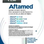 Coupon sconto Aftamed da 2 euro