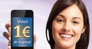 ricarica telefonica 1 euro
