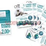 coupon purina one gatto