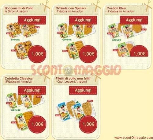 coupon amadori