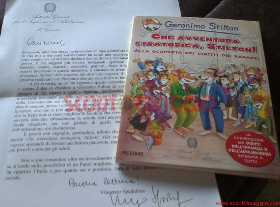 geronimo stilton libro