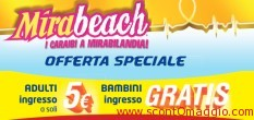 mirabeach 5 euro