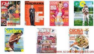 riviste gratis Vodafone You