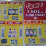 Detersivi General: buoni sconto da 7,50 euro e Plaid gratis