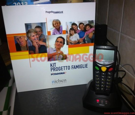 progetto famiglie nielsen
