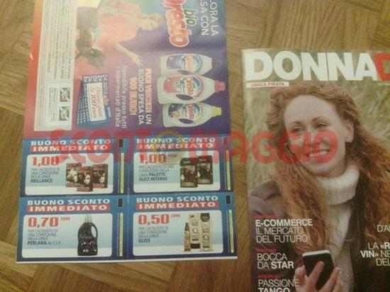 rivista donna d ottobre 2013