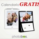 Calendario personalizzato 2014 gratis da Photobox