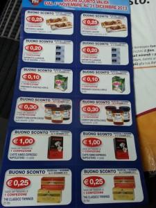 coupon premiaty