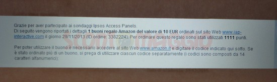 pagamento ipsos access panels