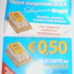 coupon gorgonzola dop