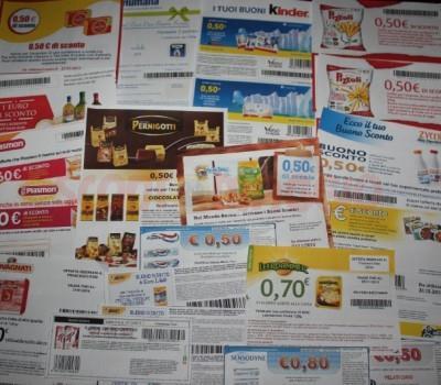 Coupon sconto da stampare gennaio 2014 scontomaggio for Buoni coupon
