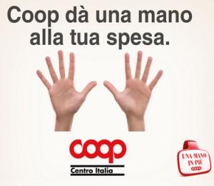 coop dà una mano alla tua spesa