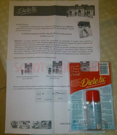 Ricevuto gratis il dolcificante dietetic scontomaggio - Porta tisane ikea ...