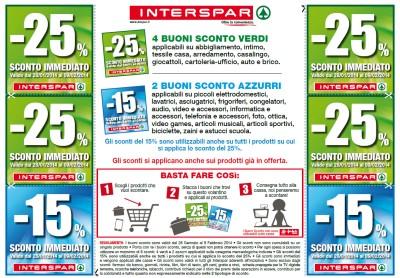 interspar coupon