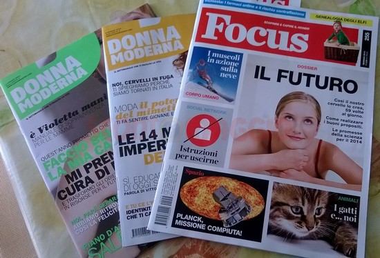 riviste gratis