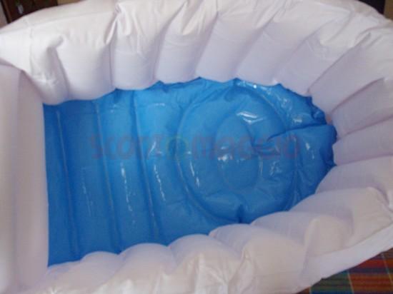 bagnetto gonfiabile - interno
