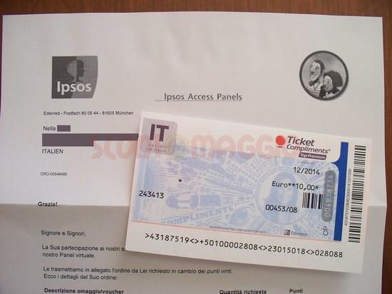 ticket ipsos