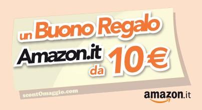 Buoni amazon da 10 euro con elmex scontomaggio for Buoni regalo amazon gratis