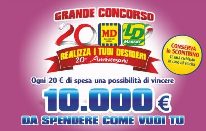 concorso LD discount MD market