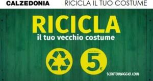 calzedonia ricicla
