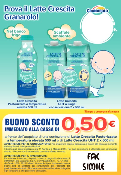 Buoni sconto coupon spesa for Buoni coupon