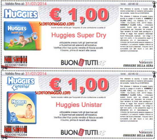 Buoni e Coupon - Home | Facebook