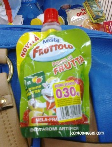 coupon Fruttolo