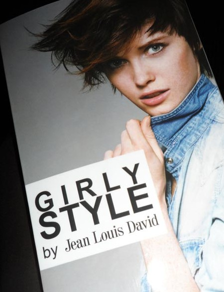 Girly Style Jean Louis David