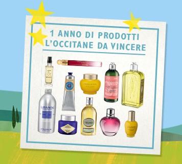 l'occitane prodotti da vincere