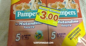 coupon Pampers